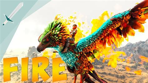ARK PHOENIX! HOW TO FIND AND TAME! WORTH IT? || Ark