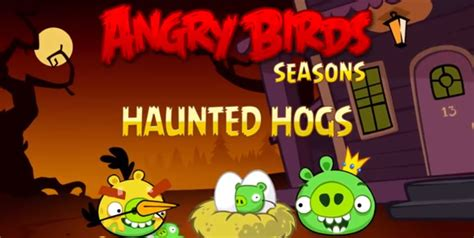 Happy Halloween! Angry Birds special, Star Wars gameplay
