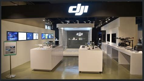 DJI, the world's leader in civilian drones and aerial