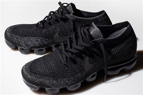 A Detailed Look at the Super Limited Triple Black Nike Air