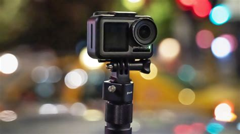 DJI Osmo Action at NIGHT - Should You Even TRY? [4K] - YouTube