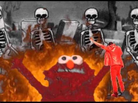 Spooky Scary Skeletons meme compilation explosion - YouTube