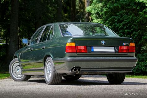 BMW M5, 1989 - Welcome to ClassiCarGarage