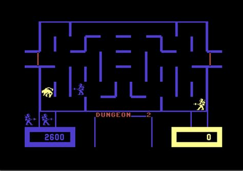 Wizard of Wor - C64-Wiki