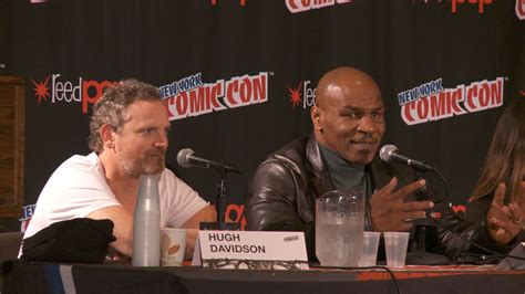 Convention Panels - NYCC 2014: Mike Tyson Mysteries Panel