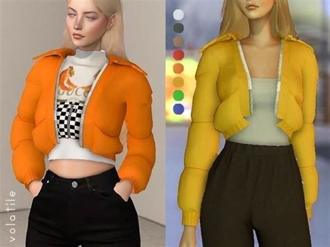 Not sims 4 cc (With images)   Sims, Ruhák