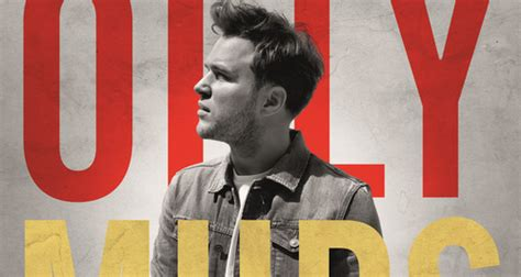 EXCLUSIVE: Olly Murs Explains Title Of New Album 'Never