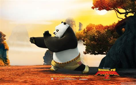 Po in Kung Fu Panda 2 Wallpapers | HD Wallpapers | ID #9546