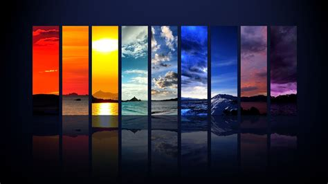 Spectrum of the Sky HDTV 1080p Wallpapers   HD Wallpapers