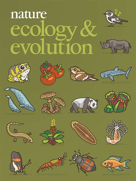 January 2018 cover | Nature Research Ecology & Evolution