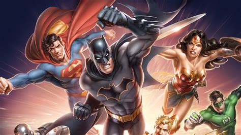More than 30 DC Comics movies will be included in