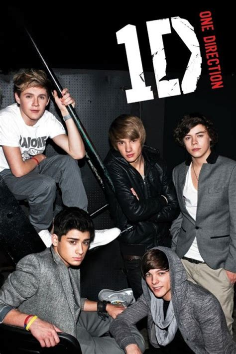 One Direction posters - One Direction Stairs poster