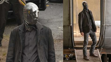 Designing the Costumes of HBO's Watchmen