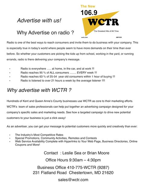 Why adverstise with us 2020