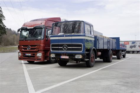 From hard haul to high-tech: 50 years of truck development